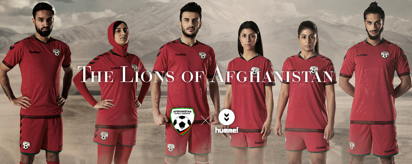 Afghanistan Football Jersey